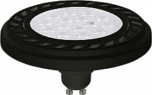 Лампа NOWODVORSKI 9213 ES111 LED LENS BLACK