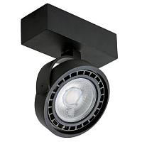 Спот Azzardo JERRY 1 230V LED GM4113-230V-BK (AZ1367)