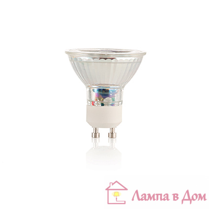 Лампа Ideal Lux 108292 LED CLASSIC GU10 5W 400Lm 3000K