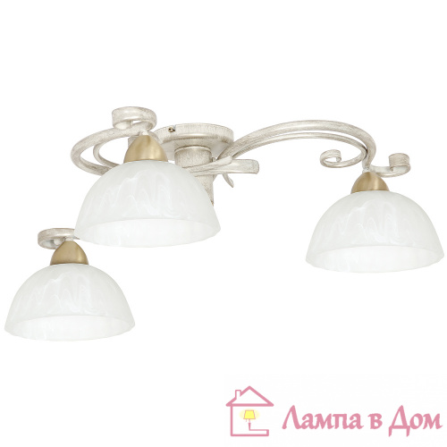 Люстра Luminex 5971 Aurora white